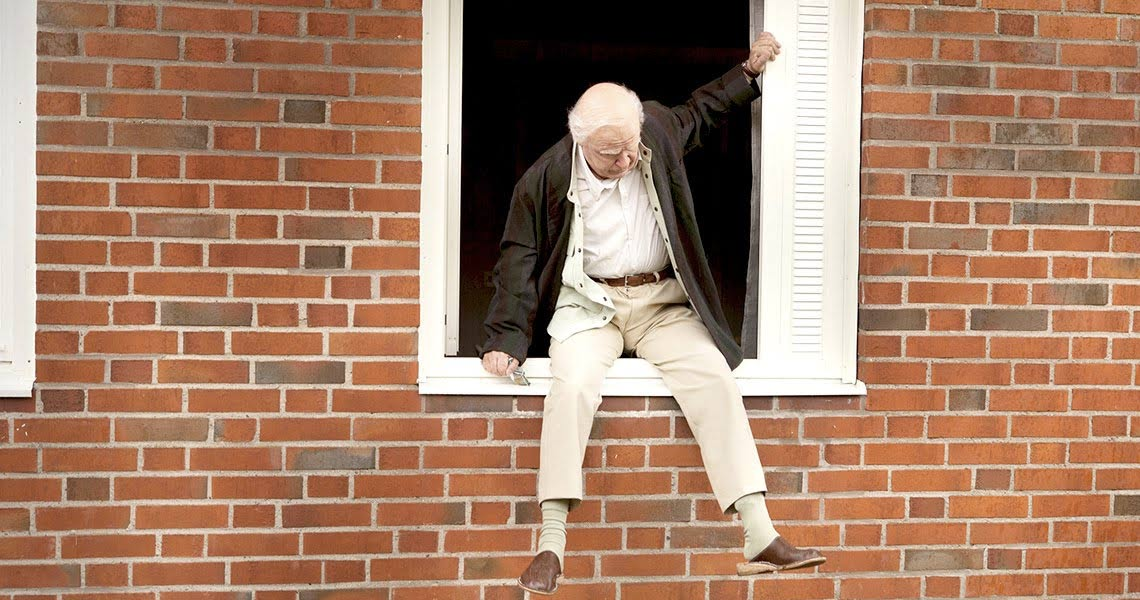 Cinema falls the 100 year old man for 100 year old man who climbed out the window audiobook