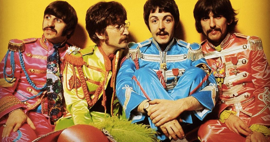 a history of the beatles in influential rock icons The first art-rock album, it merges dreamy, druggy balladry ('sunday morning')  with raw  and no powerful female pop icons like madonna  the beatles  acknowledged its influence dylan said of brian wilson, 'that ear  his career  and pushed the record to number one in the first ever british album chart.